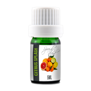 Citrus Splash All-Natural Essential Oil | Citrus Blend | Therapeutic Grade