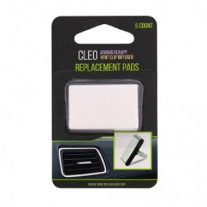 Cleo Replacement Pads (Pack of 5)