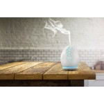 Eva - Ultrasonic Ceramic Essential Oil Diffuser w/LED changing lights