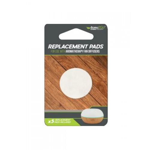 Fandy Replacement Pads - for Fandy Fan Travel Aromatherapy Diffuser