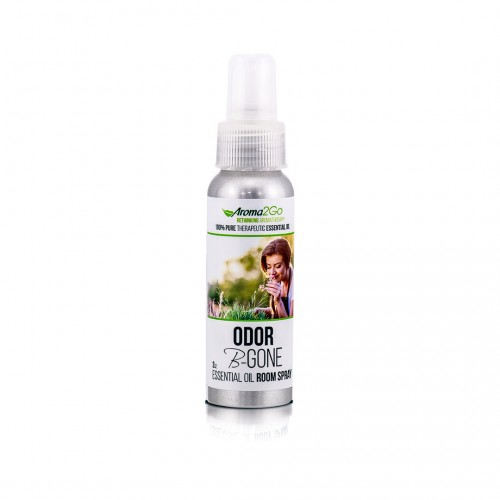 Odor B-Gone - 100% Pure Plant Based Essential Oil Body Spray (2oz & 4oz)