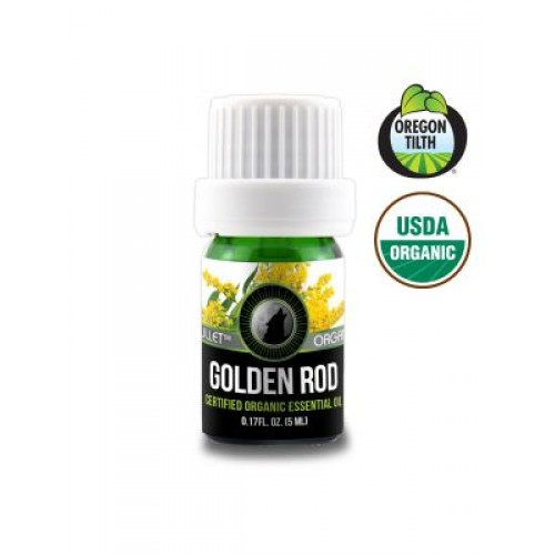 Golden Rod Certified Organic