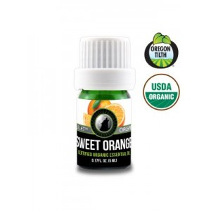Sweet Orange Certified Organic