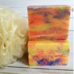 Green Tea & Lemon Fusion Handmade Soap