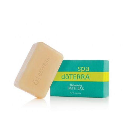 Spa Moisturizing Bath Bar