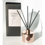 White Rose & Fir Needle Scented Reed Diffuser